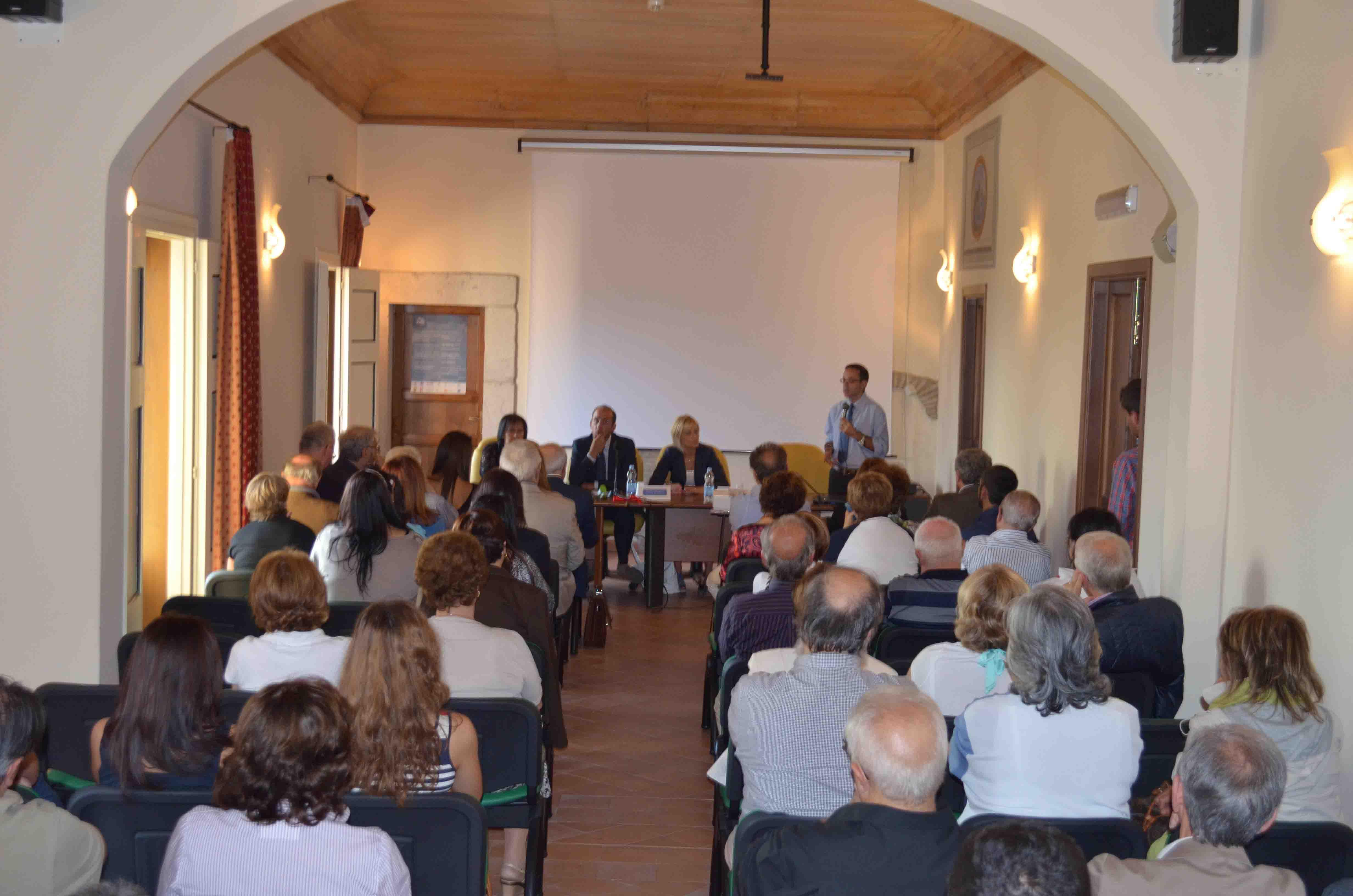Carlo Gesualdo, l'uomo e i tempi. 31 agosto 2013 palazzo Pisapia 040