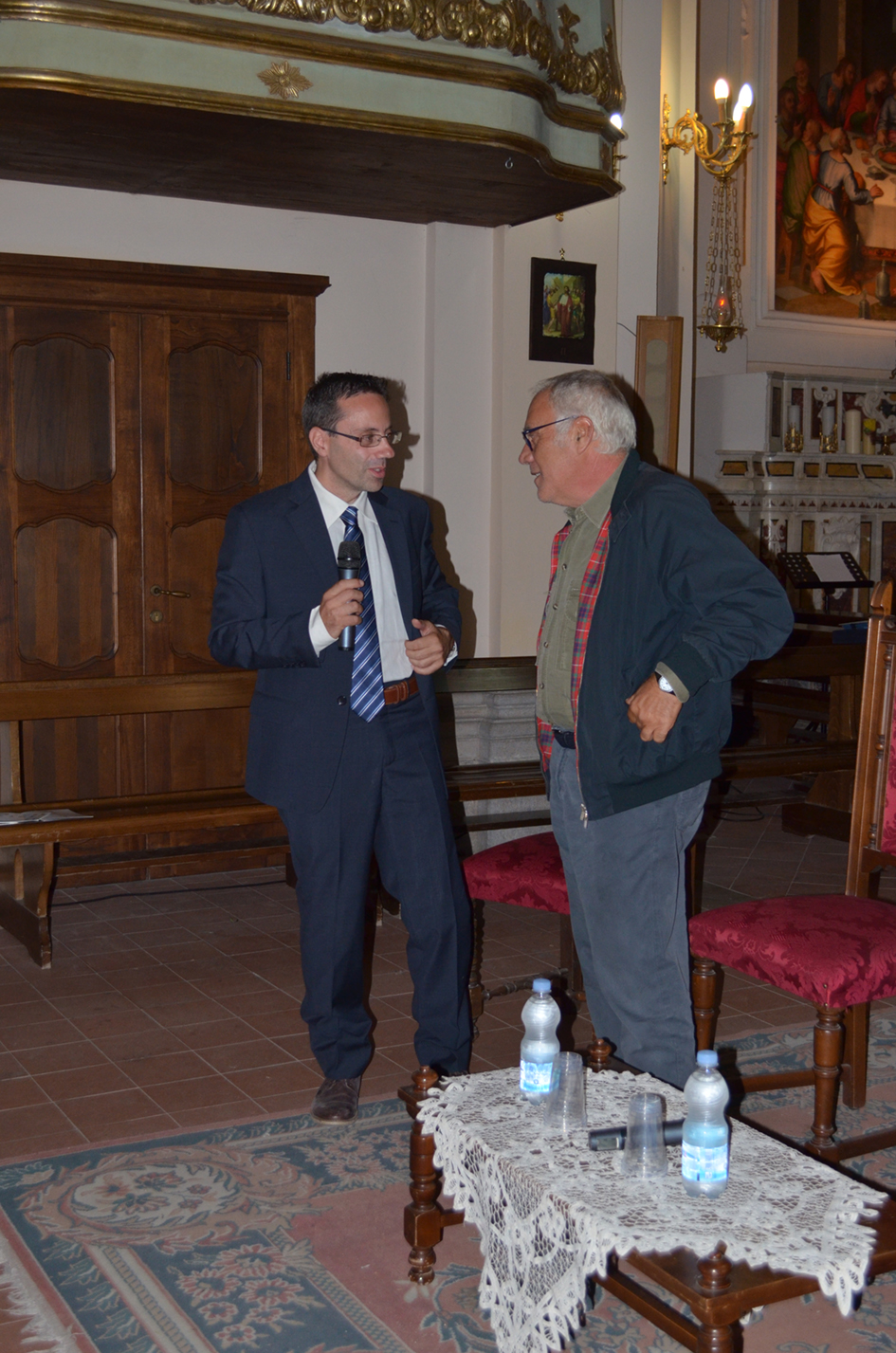 Gesualdo Domani, la grande presenza (1)