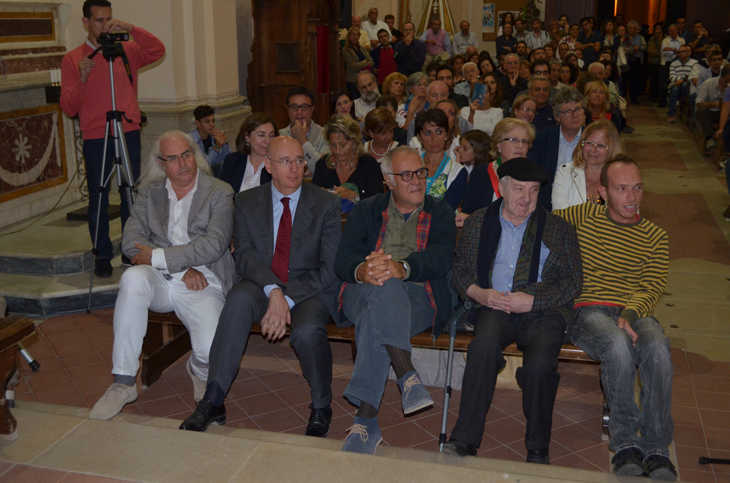 Gesualdo Domani, la grande presenza (3)