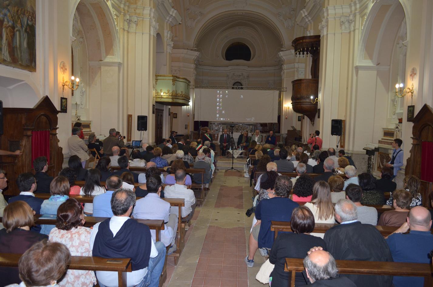 Gesualdo Domani, la grande presenza (5)