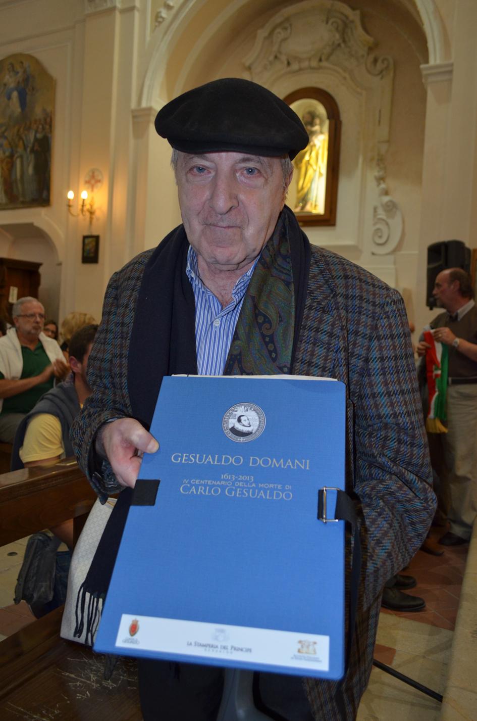 Gesualdo Domani, la grande presenza (8)
